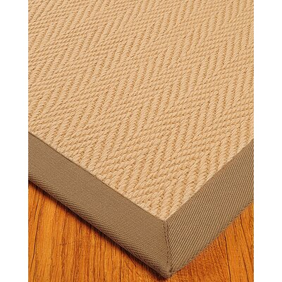 Elmwood Cream / Grey Area Rug Rug Size: 4 x 6