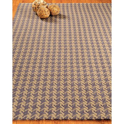 Jute Vision Area Rug Rug Size: Rectangle 4 x 6