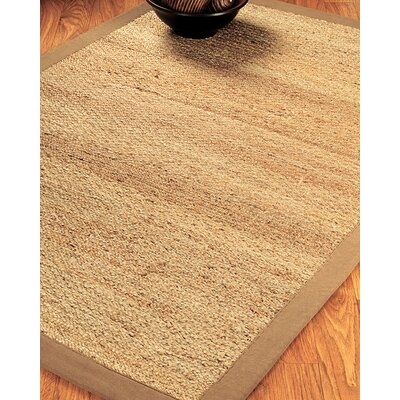 Jute Allure Area Rug Rug Size: Rectangle 8 x 10