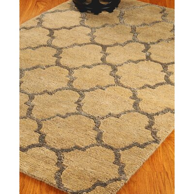 Wool Pandora Beige Area Rug Rug Size: Rectangle 8 x 10