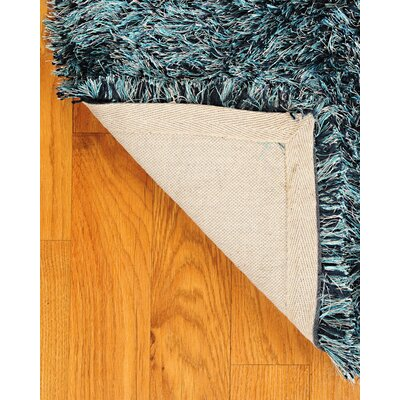 Shag Blue Isles Rug Rug Size: Rectangle 9 x 12