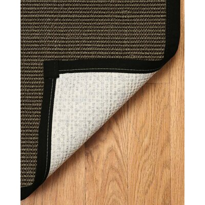 Sisal Onyx Big Sur Rug Rug Size: Rectangle 4 x 6