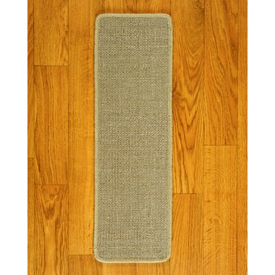 Eternity Beige Carpet Stair Tread