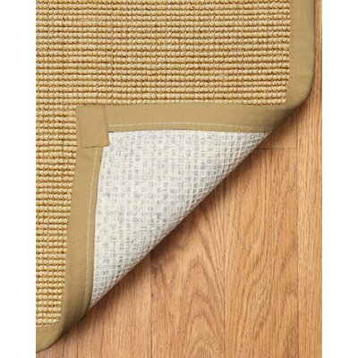 Sisal Sage Monterrey Rug Rug Size: Rectangle 4 x 6