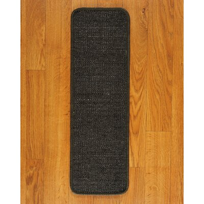Encore Black Carpet Stair Tread