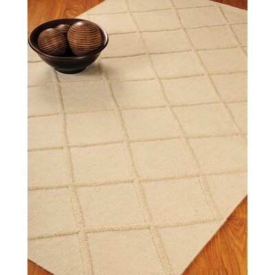 Century City Cream Geometric Indoor Rug Rug Size: Rectangle 4 x 6