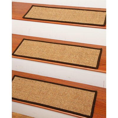 Skyline Carpet Stair Tread Quantity: Set of 8