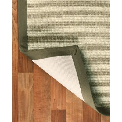 Sisal Kinsley Beige Area Rug Rug Size: Rectangle 5 x 8