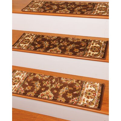 Sydney Chocolate Classic Persian Stair Tread