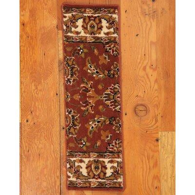 Sydney Terracotta Classic Persian Stair Tread