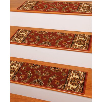 Sydney Classic Persian Red Stair Tread