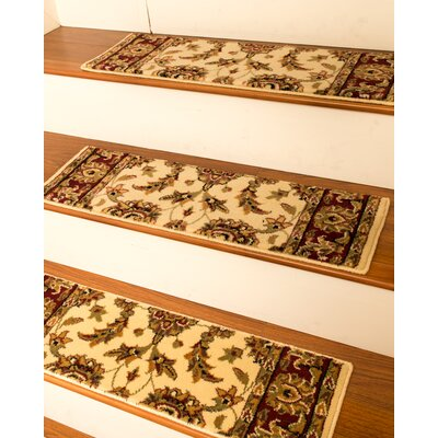 Sydney Cream Classic Persian Stair Tread