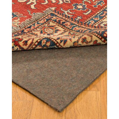 Premium Felt Rug Pad Rug Pad Size: Rectangle 4 x 6