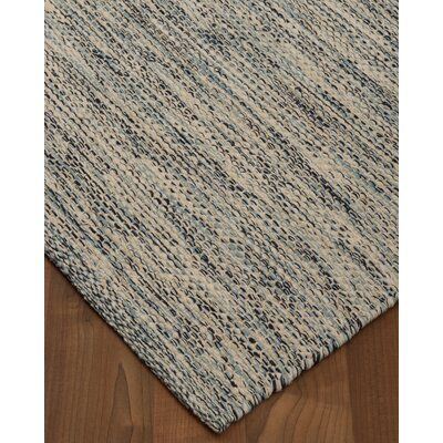 Millstone Hand-Woven Grey Area Rug Rug Size: Rectangle 9 x 12