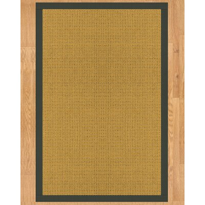 Santiago Hand Crafted Metal Area Rug Rug Size: Rectangle 3 x 5