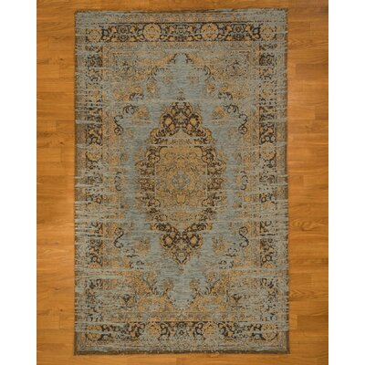 Andorra Gray Area Rug Rug Size: Rectangle 6 x 9