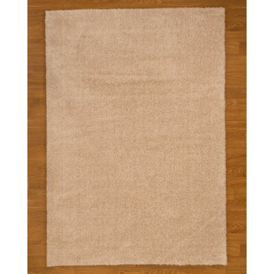 Merida Brown Area Rug Rug Size: 53 x 76