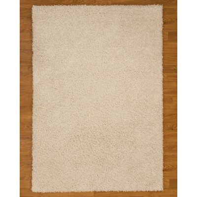 Isla Ivory Area Rug Rug Size: Rectangle 53 x 75