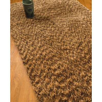 Maldives Hand-Woven Honey Area Rug Rug Size: Rectangle 5 x 8