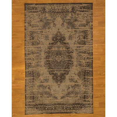 Arbor Brown Area Rug Rug Size: Rectangle 6 x 9