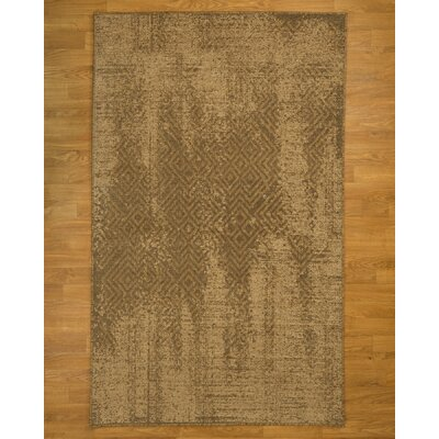 Rome Beige Area Rug Rug Size: Rectangle 5 x 8