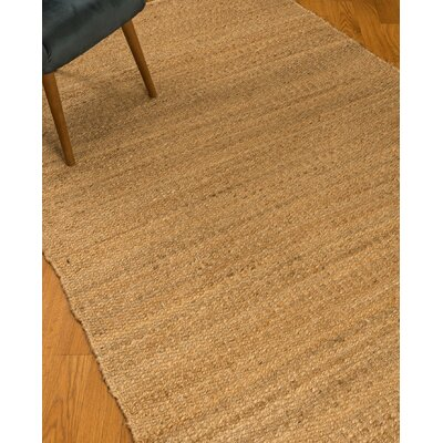 Ravenna Hand Woven Beige Area Rug Rug Size: Rectangle 8 x 10