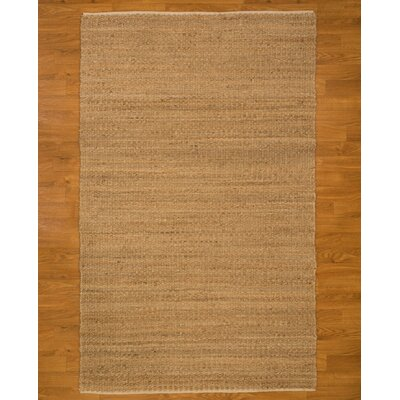Ravenna Hand Woven Beige Area Rug Rug Size: Rectangle 5 x 8
