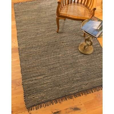 Maven Hand-Loomed Brown/Beige Area Rug Rug Size: Rectangle 6 x 9
