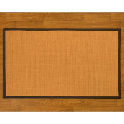 Buschwick Handmade Beige Area Rug Rug Size: Rectangle 6 x 9
