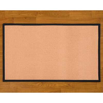 Handmade Beige Area Rug Rug Size: Rectangle 5 x 8