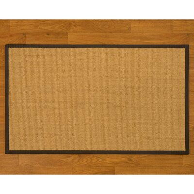 Calder Handmade Fudge Area Rug Rug Size: Rectangle 4 x 6