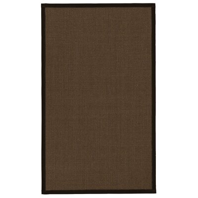 Beck Natural Fiber Sisal Plus Bonus Hand-Woven Beige Area Rug Rug Size: Rectangle 8' x 10'