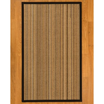 Dover Natural Fiber Sisal Plus Bonus Hand-Woven Beige Area Rug Rug Size: Rectangle 5 x 8