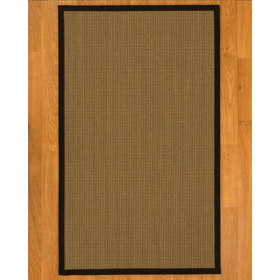 Asther Hand-Woven Beige Area Rug Rug Size: Rectangle 12' x 15'