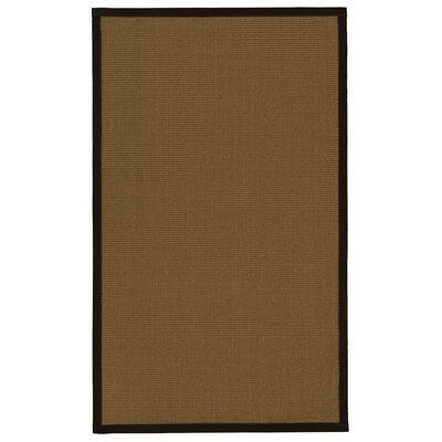 Aderyn Hand-Woven Beige Area Rug Rug Size: Rectangle 6 x 9