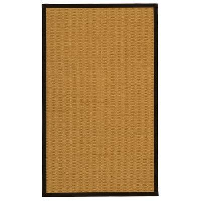 Coleridge Hand-Woven Beige Area Rug Rug Size: 2 x 3