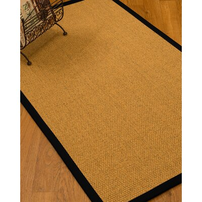 Pritzker Hand-Woven Beige Area Rug Rug Size: Rectangle 3 x 5