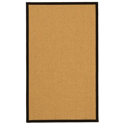Aureliana Hand-Woven Beige Area Rug Rug Size: Rectangle 6 x 9