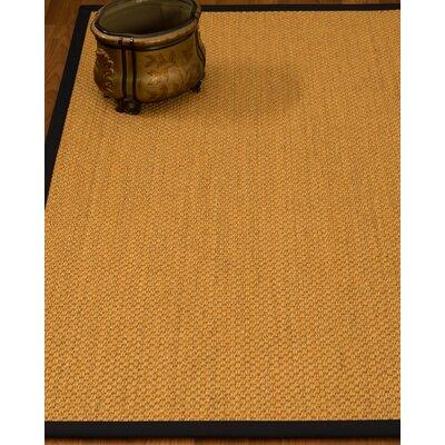 Aella Hand-Woven Beige Area Rug Rug Size: Runner 26 x 8