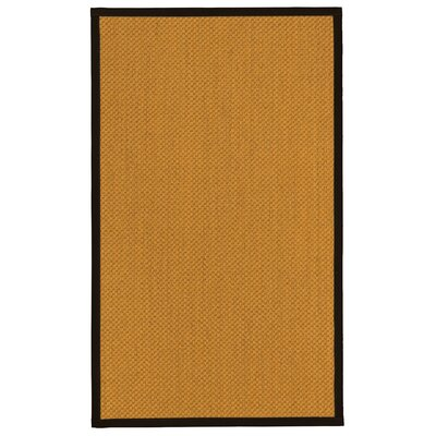 Aella Hand-Woven Beige Area Rug Rug Size: Rectangle 4 x 6