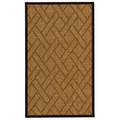 Adelyn Hand-Woven Beige Area Rug Rug Size: Rectangle 5 x 8