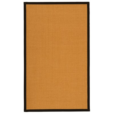 Dascomb Small Boucle Natural Fiber Sisal Hand-Woven Beige Area Rug Rug Size: Rectangle 3 x 5
