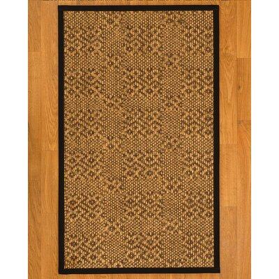 Camile Hand-Woven Beige Area Rug Rug Size: Rectangle 9 x 12