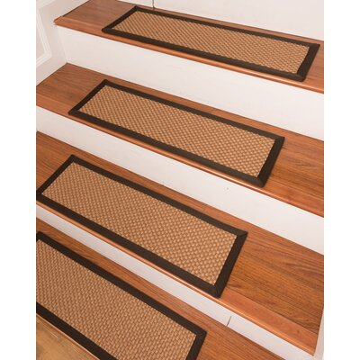 Coben Brown Stair Tread