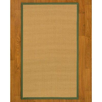 Astley Hand Woven Beige Area Rug Rug Size: 2 x 3