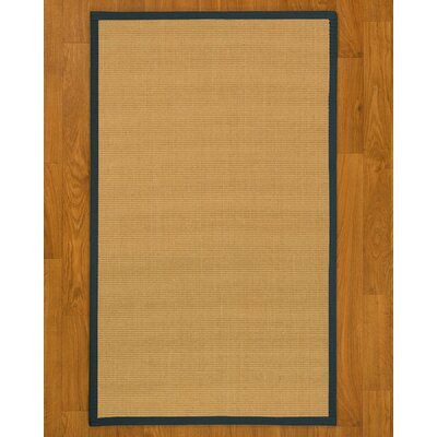 Astley Hand Woven Beige Area Rug Rug Size: 3 x 5