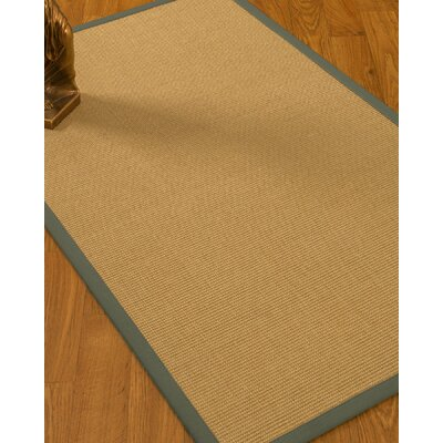 Astley Hand Woven Beige Area Rug Rug Size: Rectangle 9' x 12'