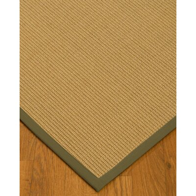 Astley Hand Woven Beige Area Rug Rug Size: Rectangle 2 x 3