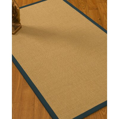 Astley Hand Woven Beige Area Rug Rug Size: Rectangle 4' x 6'