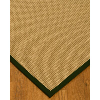 Astley Hand Woven Beige Area Rug Rug Size: Rectangle 9 x 12